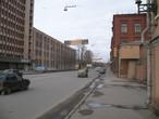 | Уральская улица в Санкт-Петербурге. 8 марта 2008 года