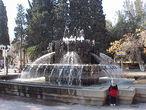 | fontan na torgovoy