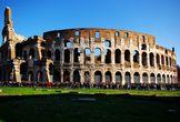 | Rim. Colosseum