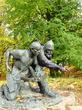   Памятник русскому князю Вячко и эстонскому старейшине Меэлису, Тарту
