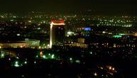 | ночной Алматы