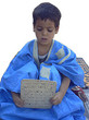 | Child from Quranic School of Western Sahara