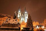 | Зима в Праге