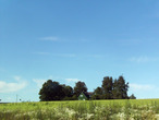   Вид с шоссе Тарту-Йыгева