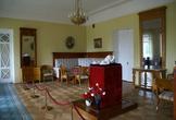| Фрагмент экспозиции музея Горки Ленинские.