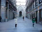 | Centro de Madrid.