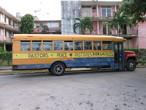| Автобус. Гавана.