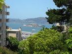 | Бывшая тюрьма на острове Алькатрас, Сан-Франциско