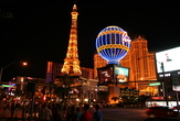 | Las-Vegas, hotel Paris