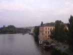 | Прага , вид с Карлова моста