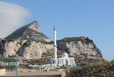 | Полуостров Гибралтар. Мечеть.