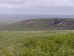 | гора Ичка Западно-Казахстанской области-самая высокая точка в рельефе на правобережной части реки Урал в Казахстане.