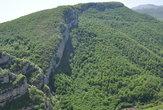 | Вид на Унотское ущелье