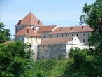 | Свиржский замок.