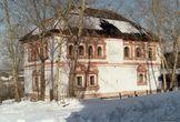 | Пермский край, г. Соликамск. Дом воеводы (1688 г.) на ул. Набережная, 84.