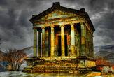 | Гарнии — древнеармянский языческий храм. Внесен в список Всемирного Наследия ЮНЕСКО