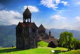 | Армения, Гегард. Внесен в список Всемирного Наследия ЮНЕСКО