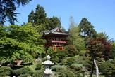 | Японский сад, Сан-Франциско