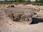| Руины древнеармянского города Двин