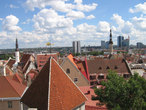 | В Таллине мирно соседствует история и современность