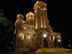 | Самая красивая церковь Белграда. До постройки Кафедрального Собора Св. Саввы, она же была и самой большой по размеру в Белграде