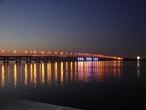 | Днепропетровск.Центральный мост.2009г.