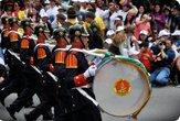 | Празднование двухсотлетия независимости Колумбии. 20.07.2010г.