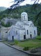 | Абхазия, Новый Афон,храм Святого Симона Кананита