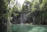 | Плитвицкие озёра в Хорватии