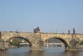 | Карлов мост в Праге.