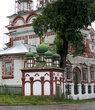 | Пермский край,Соликмск. Часовенка св. Петра и Павла при Богоявленской церкви. (Фото позаимствовано из интернета)