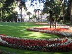 | парк в центре города