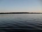 | Озеро Селигер на закате