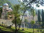 | Абхазия, Новый Афон, Симоно-Кананитский мужской монастырь, основан в 1875г.